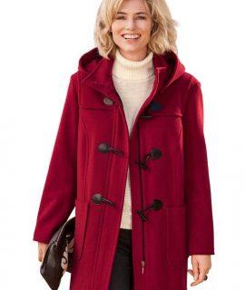 Wollen Duffelse Coat